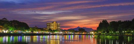 Malaysia Hotels © Sarawak Tourism Board