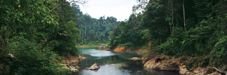 Malaysia Reisetipp Air Terjun Lasir Terengganu © Malaysia Tourism Promotion Board