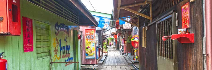 Malaysia Reiseidee Penang © Malaysia Tourism Promotion Board