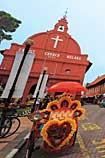 Malaysia Reiseziele Malacca © Malaysia Tourism Promotion Board
