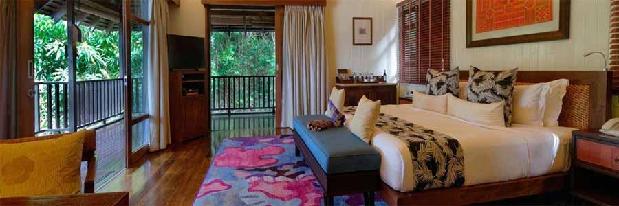 Hotel Bunga Raya Island Resort & Spa © Echo Resorts