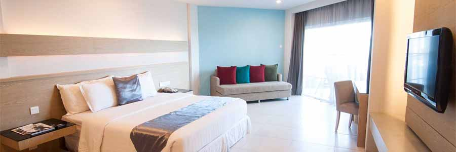 Hotel Century Langkasuka Resort © Century Hotels and Resorts
