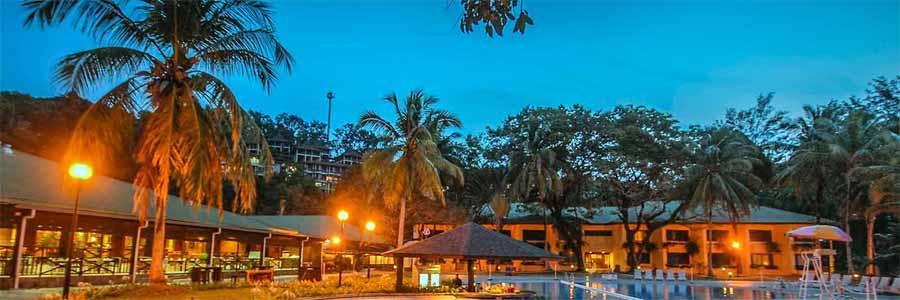 Hotel Damai Beach Resort Santubong © Damai Beach Resort Sarawak
