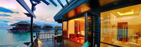 Hotel Gayana Marine Resort © Echo Resorts