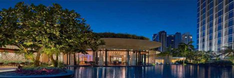 Hotel Grand Hyatt Kuala Lumpur © Hyatt Corporation