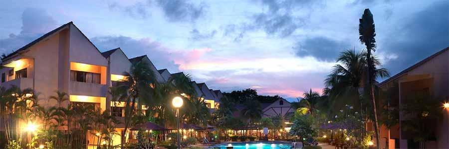 Hotel Holiday Villa Beach Resort Cherating © Holiday Villa Hotels & Resorts