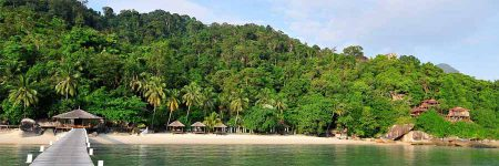 Hotel Japamala Resort Tioman © Samadhi Group