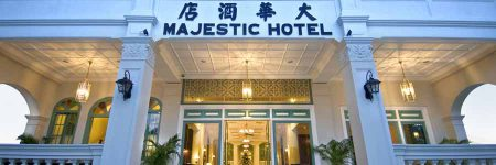 Hotel The Majestic Malacca © YTL Hotels
