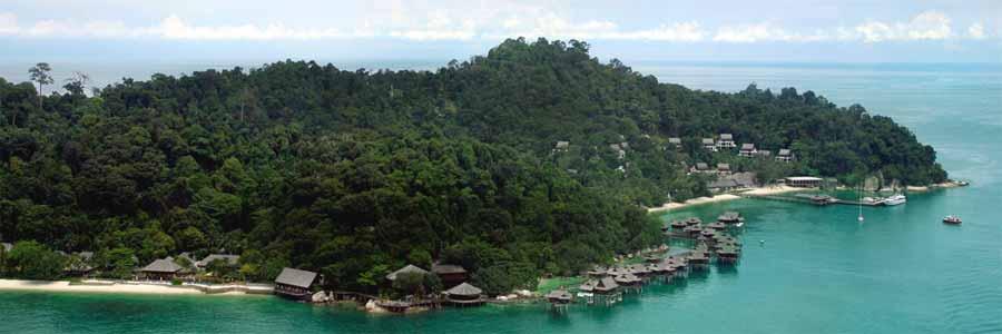 Hotel Pangkor Laut Resort © YTL Hotels