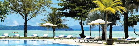 Hotel Vivanta Rebak Island © The Indian Hotels Company Limited