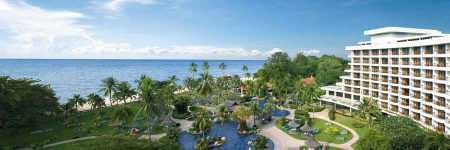 Hotel Shangri-La's Golden Sands Resort © Shangri-La International Hotel Management Limited