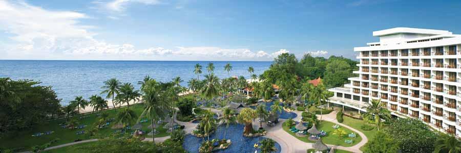 Hotel Shangri-La's Golden Sands Resort © Shangri-La International Hotel Management Limited