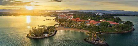 Hotel Shangri-La's Tanjung Aru Resort © Shangri-La International Hotel Management Limited