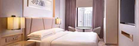 Hotel Sheraton Imperial Kuala Lumpur © Marriott International Inc.