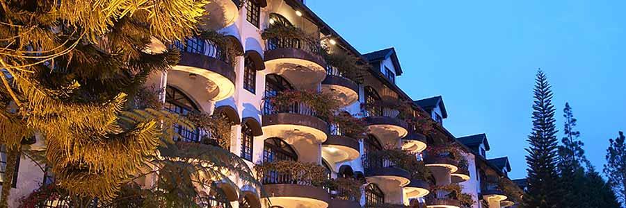 Hotel Strawberry Park Cameron Highlands © Strawberry Park Resort