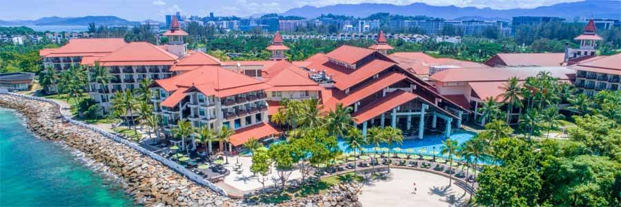 The Magellan Sutera Resort Kota Kinabalu © Sutera Harbour Resort